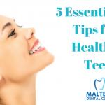 blog post banner healthy teeth