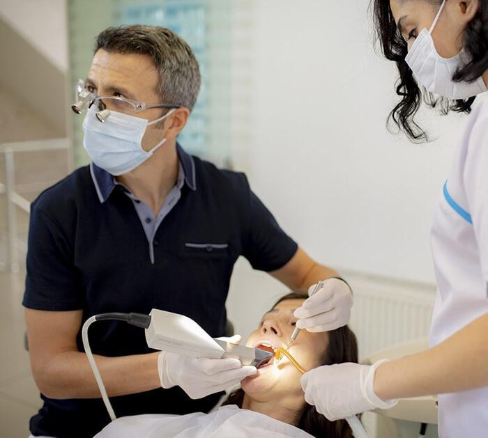 dentist alper gurhan maltepe dental clinic