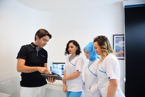 Arzt arbeiten