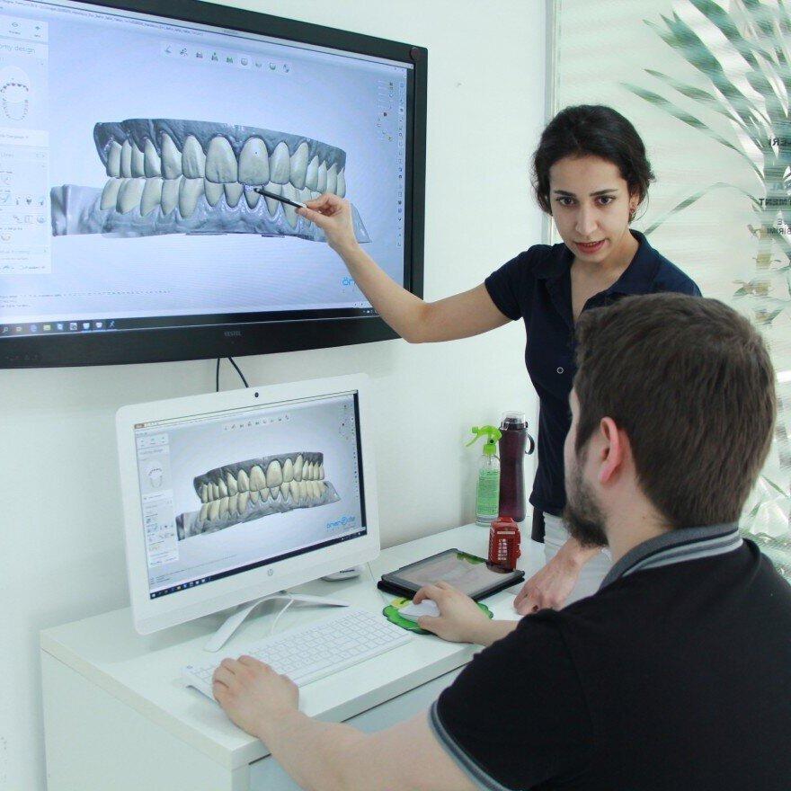 digital smile design doctor