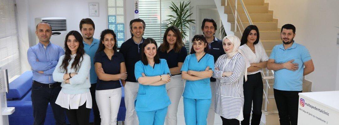 maltepe dental clinic team